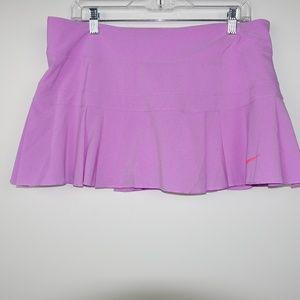 Nike Dri-Fit Tennis Golf Skort Athletic Skirt